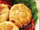Рецепта Пържени картофени кюфтета